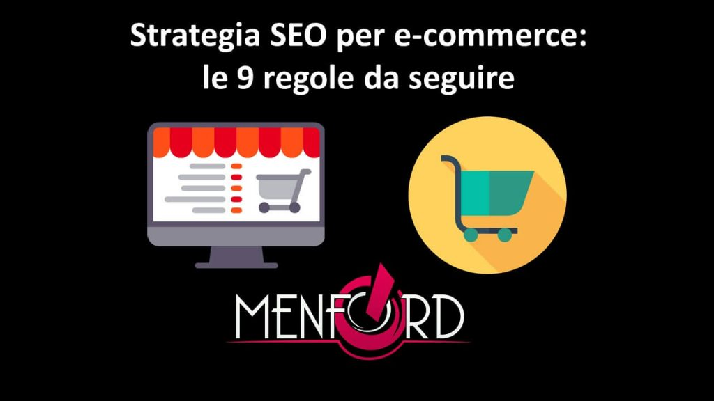 strategia seo e-commerce