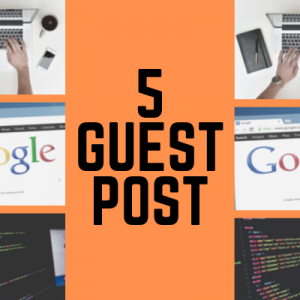 5 Guest Post